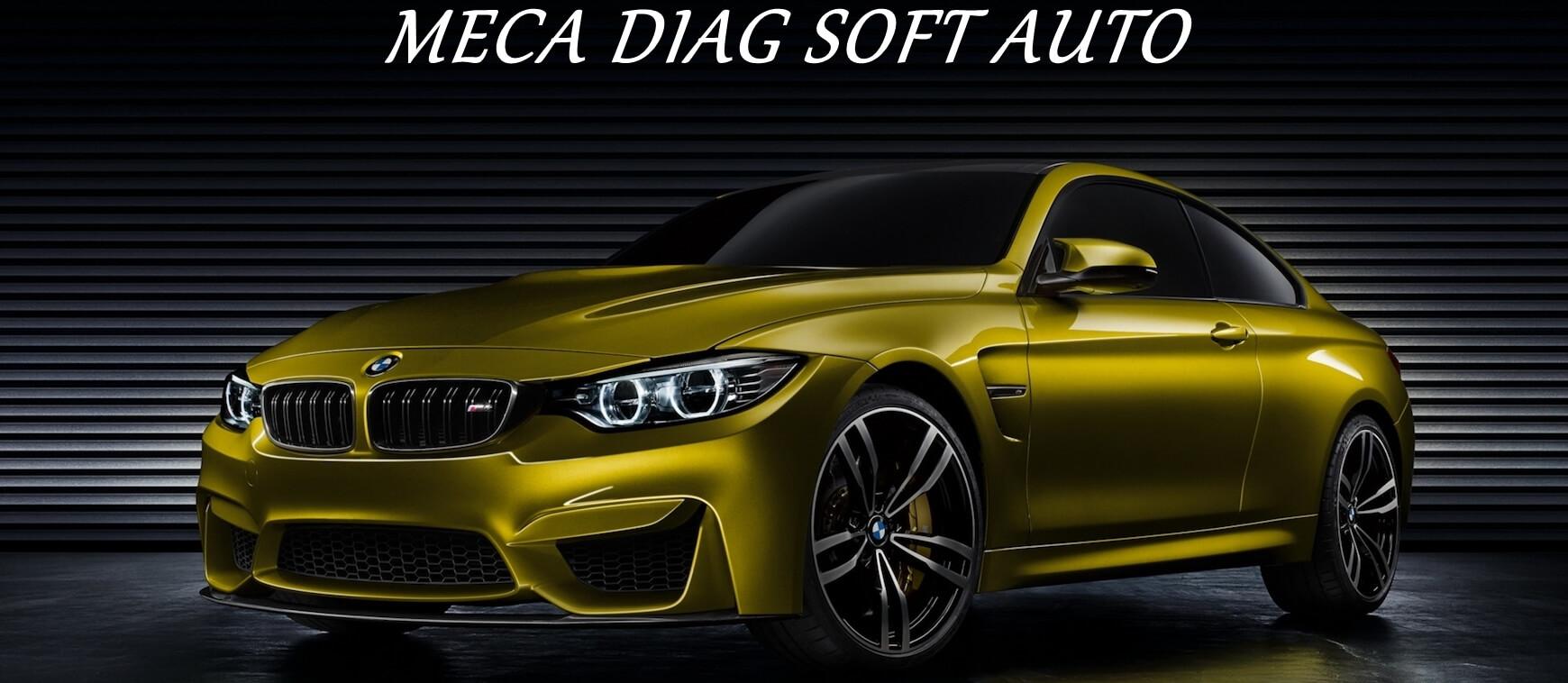 Meca diag soft auto cover