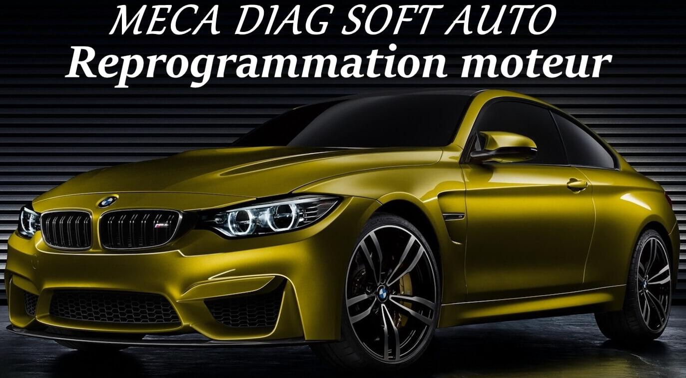 Reprogrammation moteur miramas